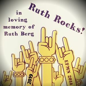 Team Page: Ruth Rocks!